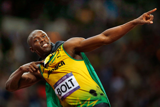 usain bolt research paper