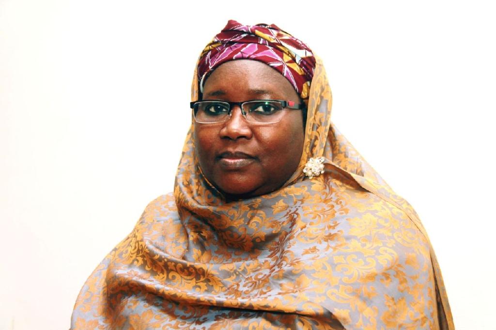 Amina Zakari