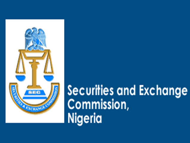 Image result for Security and Exchange Commission of Nigeria (SEC)