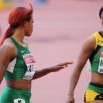 Team Nigeria in Beijing