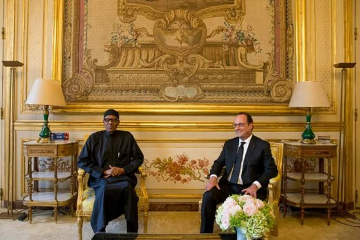 Buhari in France-WA0030