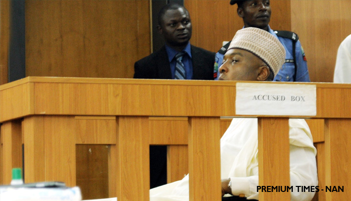 Senate President Saraki's trial resumes at the Code of Conduct Tribunal
