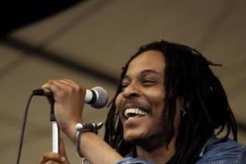 The reggae musician also speaks of collaboration with younger singers.