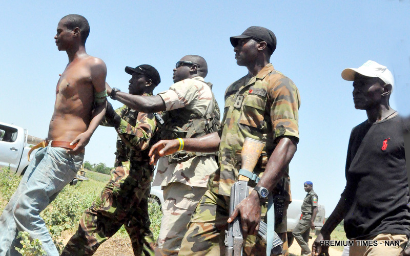 Nigerian Army arrests suspected Boko Haram member in Delta   Premium Times  Nigeria