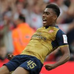 Alex Iwobi; Photo: Squawka