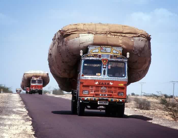 Image result for overloaded truck in nigeria