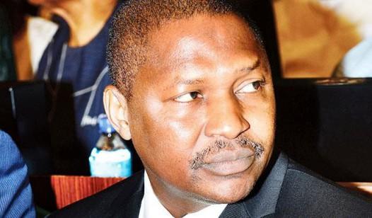 Attorney-General of the Federation, Abubakar Malami PHOTO: Daily Trust