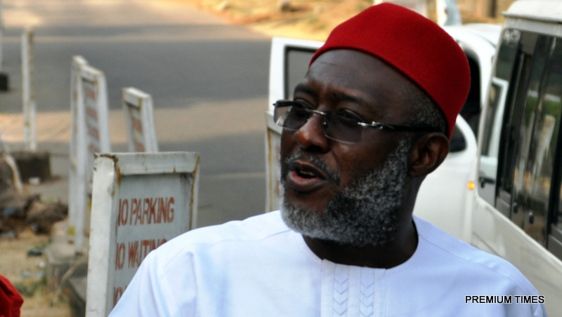 N400m fraud allegation: Metuh begins 'evidence-in-chief' from outside witness box