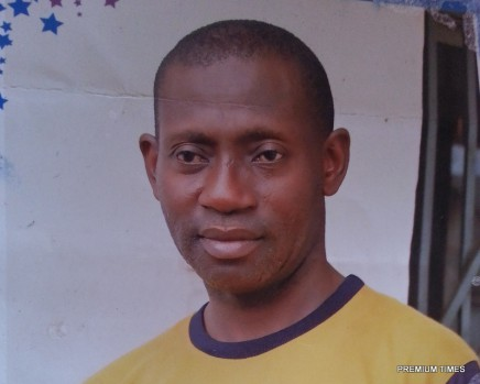 Late Emeka_one of the victims