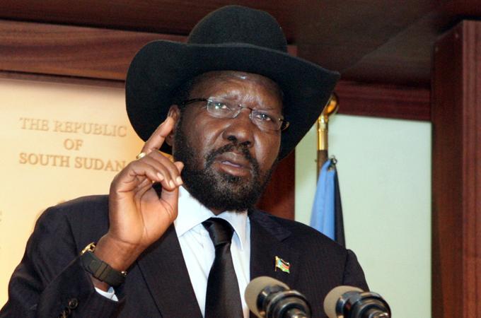 U.S. condemns effort to extend President Salva Kiir's tenure