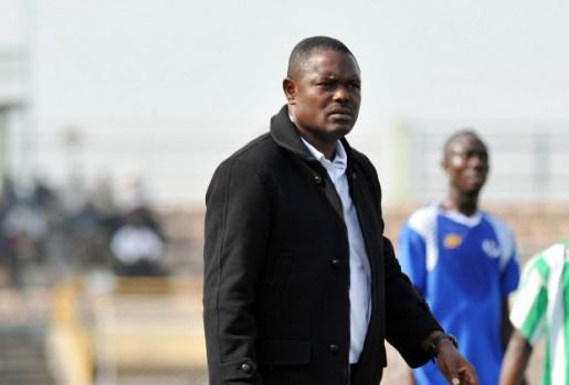 Stanley Eguma, Coach of Rivers United  Photo: sl10