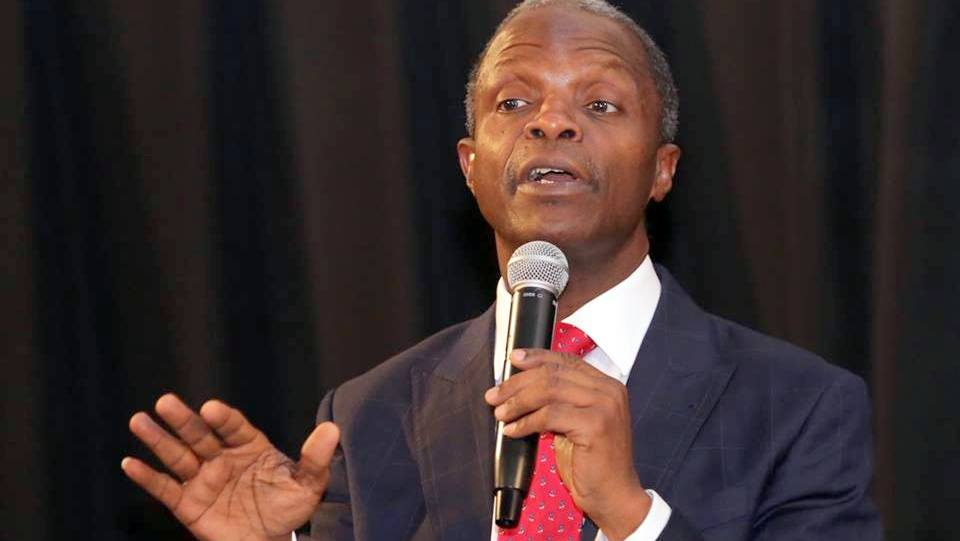 Image result for photos of osinbajo