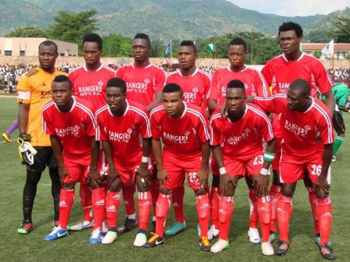 Image result for NPFL: Rangers desperate for first title in 32 years