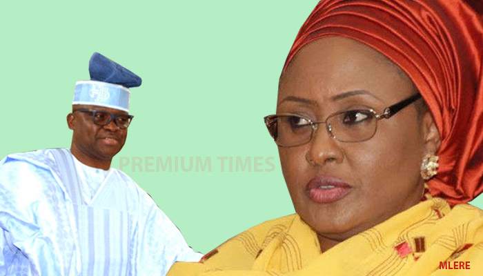 Aisha And Fayose