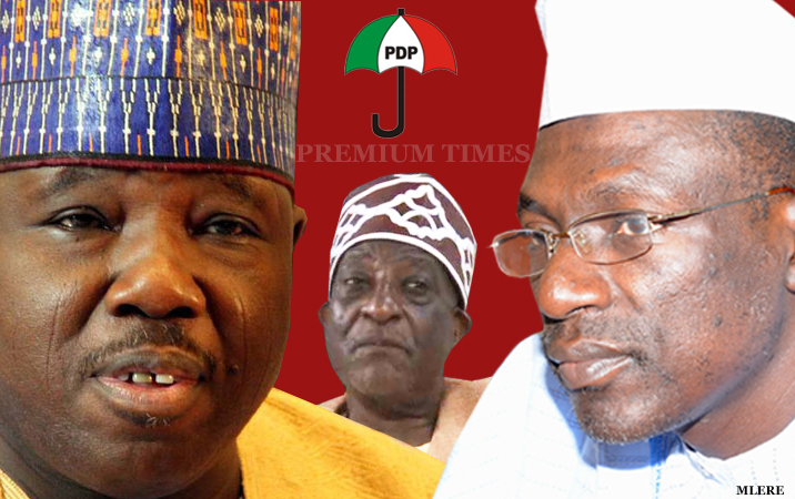 Ali Modu Sherriff PDP