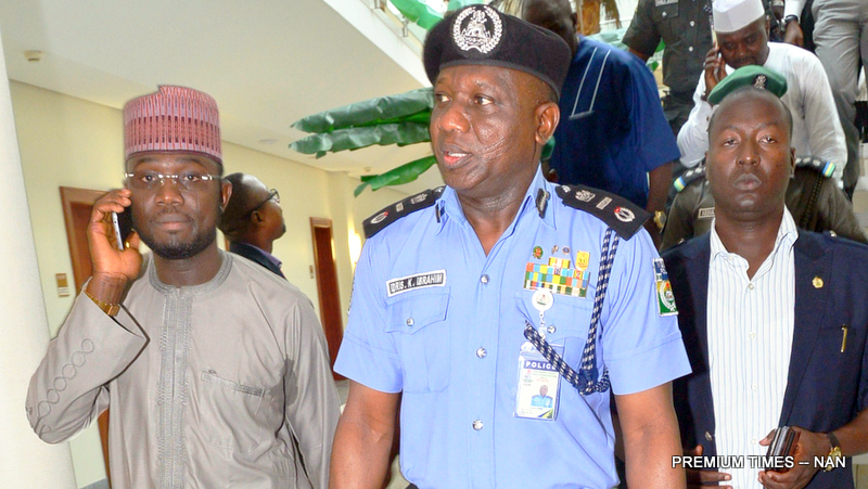 Image result for Nigerian Counter-Terrorism: IGP Visits London Metro Police