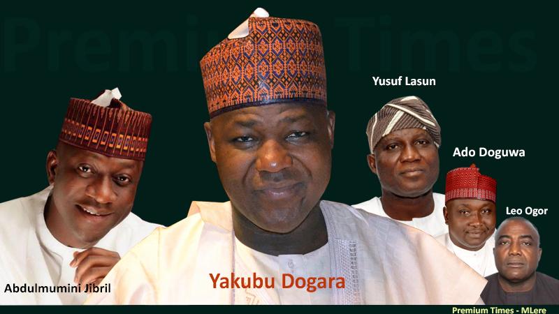 budget padding nigeria