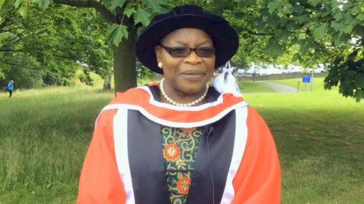 Oby Ekwesili Honoured at theUniversity of Essex