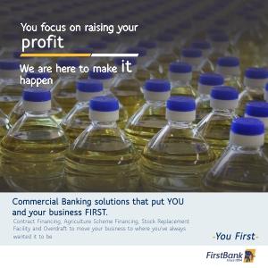 First Bank Advert