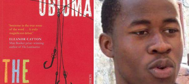 """Book Cover of Chigozie Obioma's """"The Fishermen"""""""