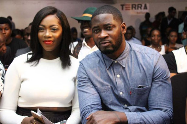 Image result for Teebillz and Tiwa Savage