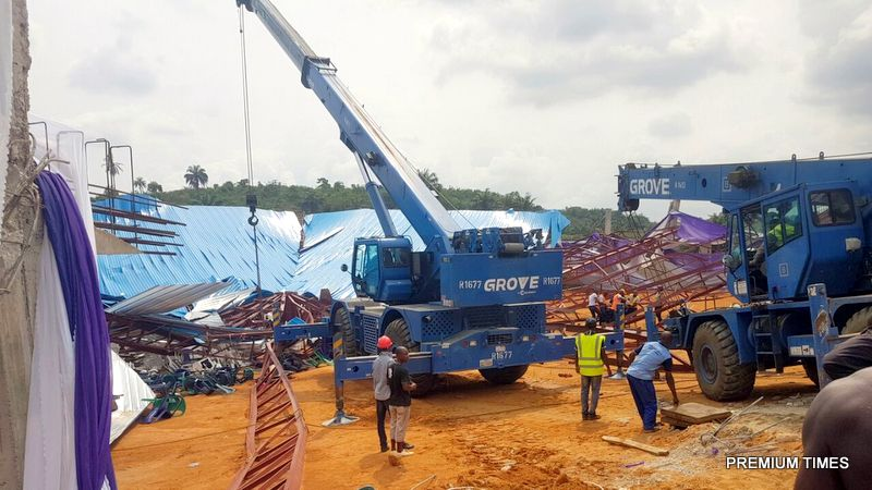 One year after fatal church collapse, Akwa Ibom govt yet to release inquiry report