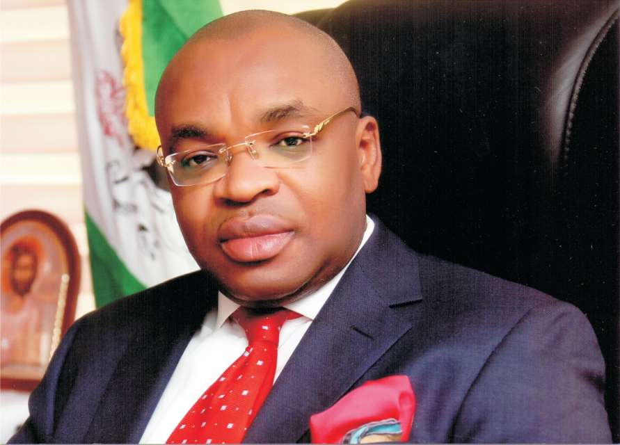 Gov Emmanuel didn't query me over pro-Buhari rally – Council Chairman