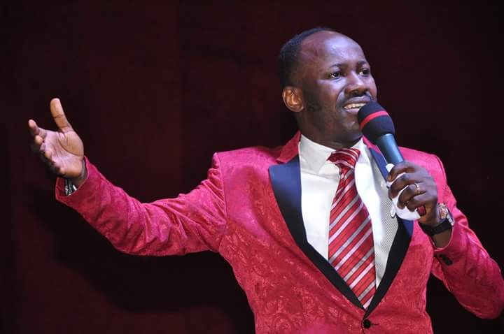 CAN won't accompany Apostle Suleman to SSS - Official