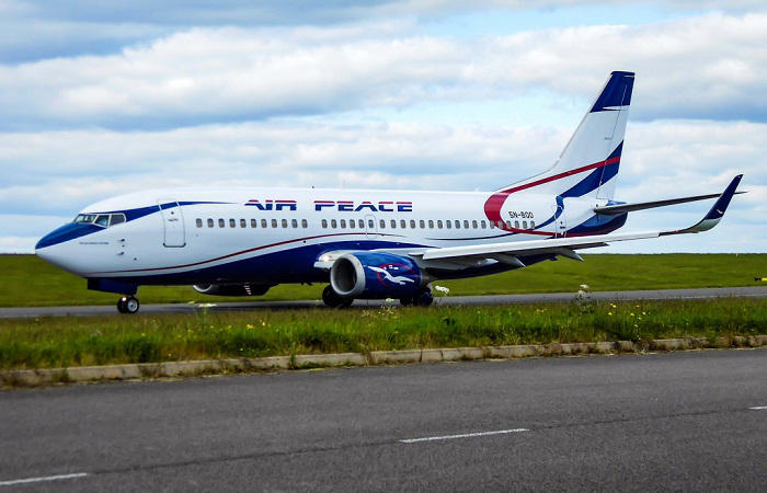 Air Peace inaugurates first all-female flights to Abuja, Owerri