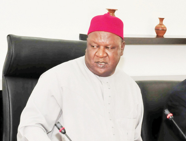 EFCC grills ex-Senate President Anyim for alleged N750million fraud