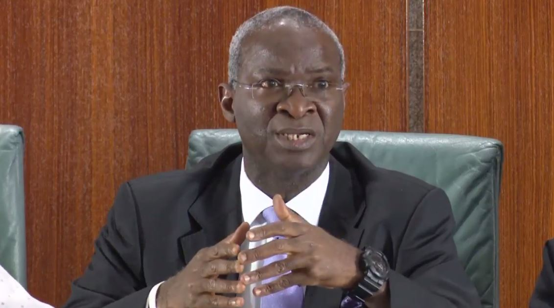 Fashola, electricity distribution firms trade blames over poor performance