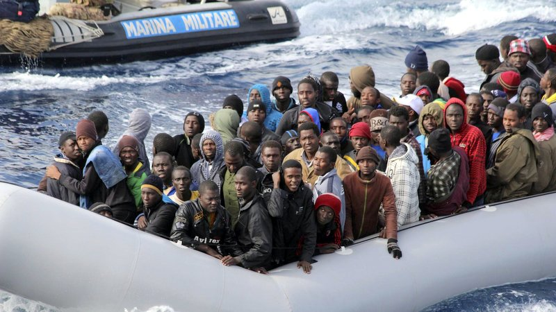 More survivors, remains of drowned African migrants found