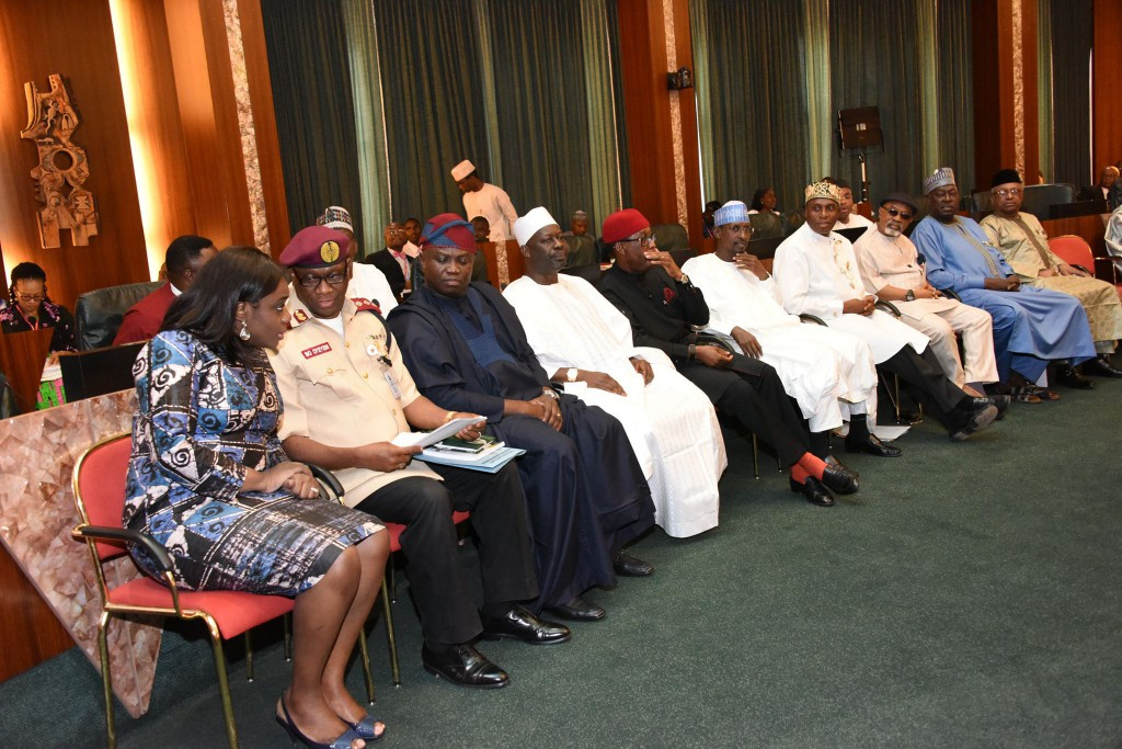 Nigeria inaugurates 24-member National Road Safety ...