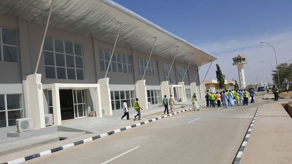 FG to open up government airports to private investment