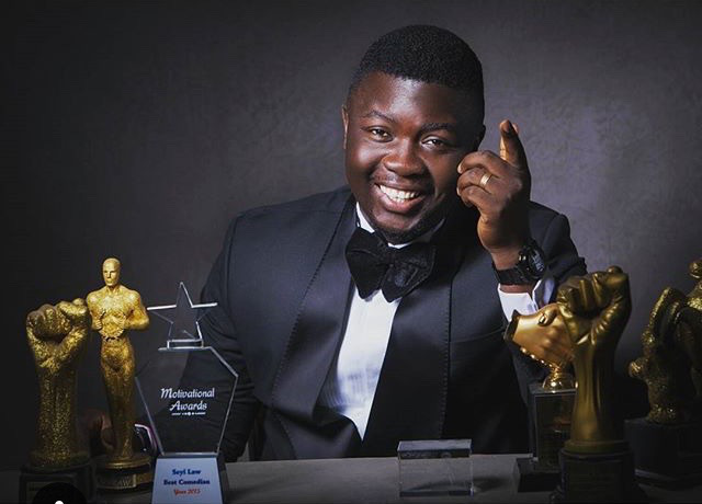 Image result for seyi law