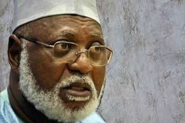 The former Nigerian leader says the country cannot be great except everybody collaborates on peace.