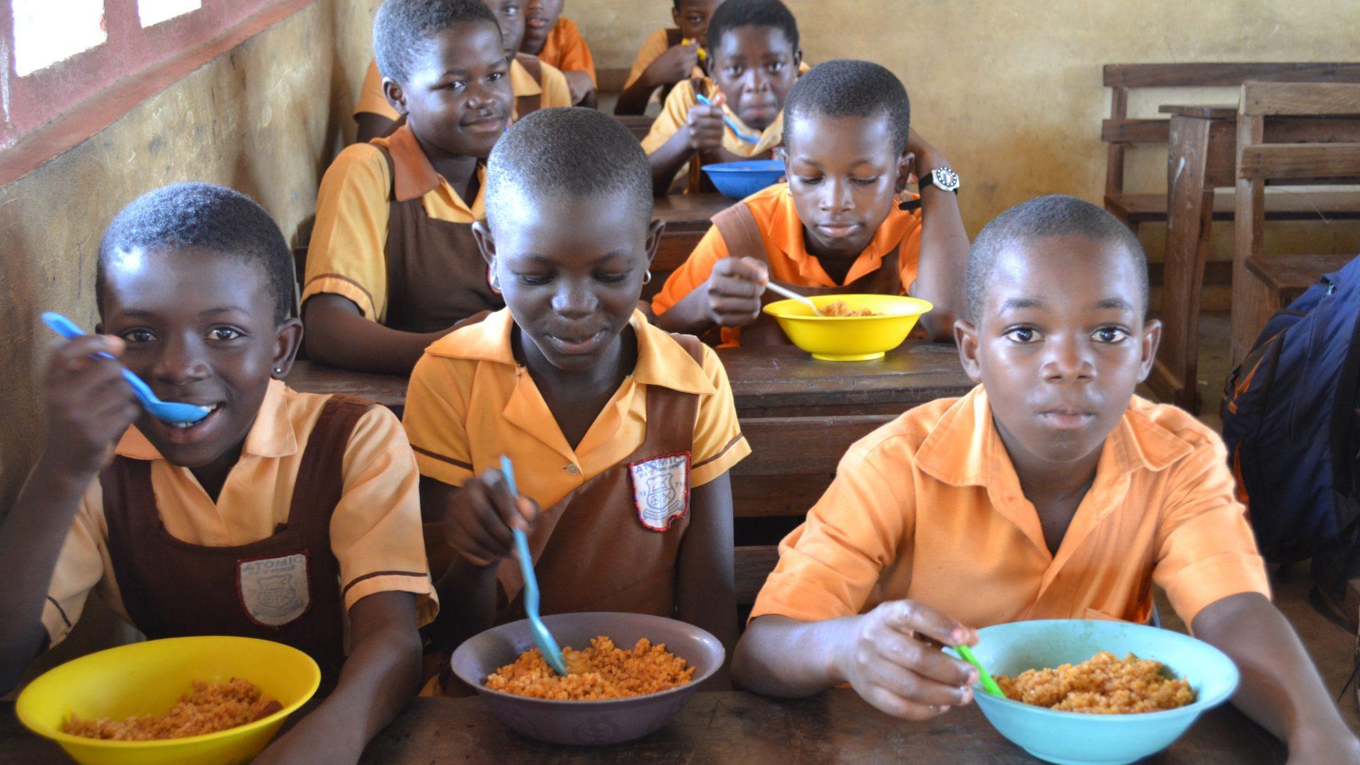 School Feeding Programme: Each meal per child costs N70 — Govt