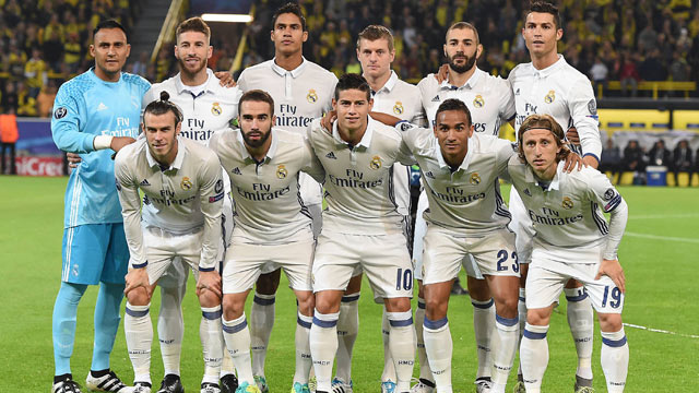 Live updates real madrid out to dethrone barcelona in - Real madrid pictures wallpapers 2017 ...