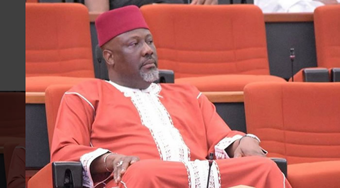 Another court adjourns Mr. Melaye's case in Abuja.
