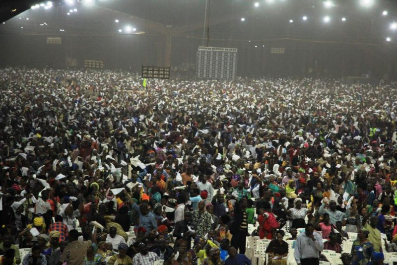 How Redeemed Church successfully hosted millions of worshippers for a week    Premium Times Nigeria