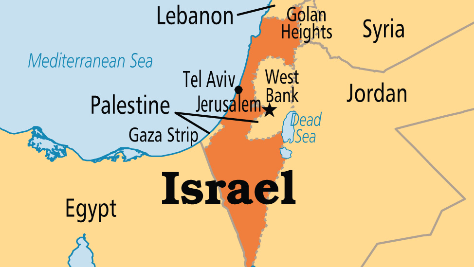 Nigeria proffers solutions to Israel-Palestine conflict
