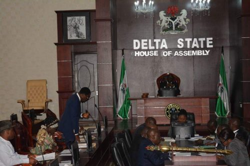 Delta Assembly suspends lawmaker - Premium Times Nigeria Yobe State House Of Assembly