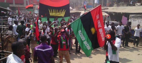 IPOB Protesters
