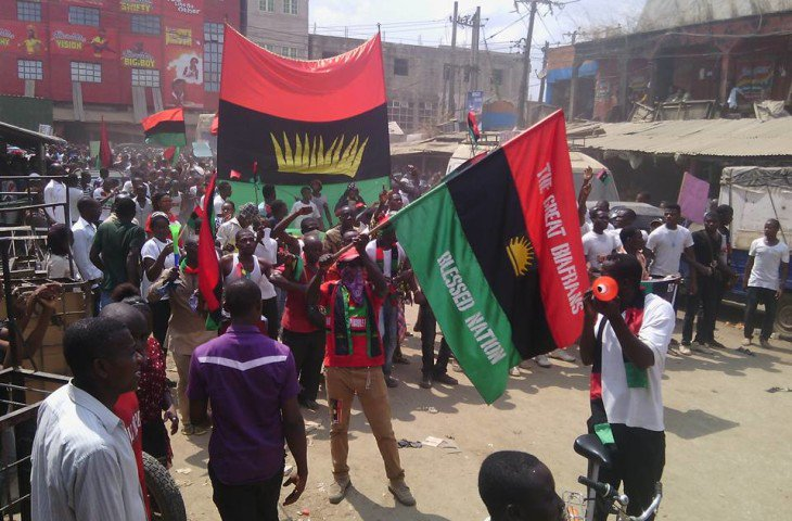"The ""Vote and Die"" threat has been withdrawn by IPOB."