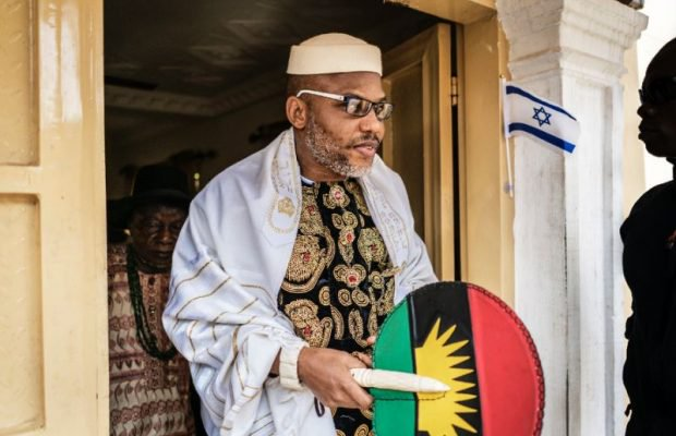 BIAFRA: OVER 20 THOUSAND IPOB SUPPORTERS WELCOME NNAMDI KANU BACK TO HIS HOME TOWN TODAY. LIVE EVENT