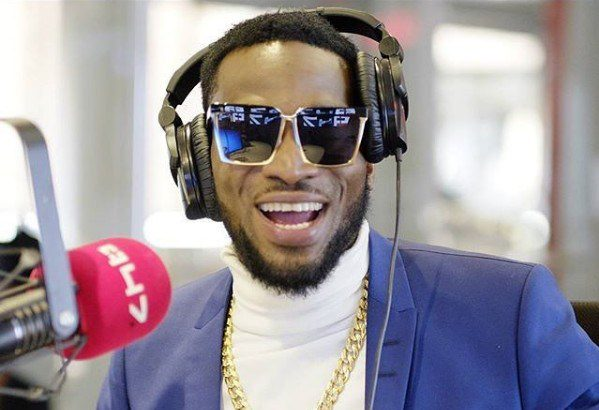 In the new single, D'banj reassures his wife of his undying love and support even through difficult times.