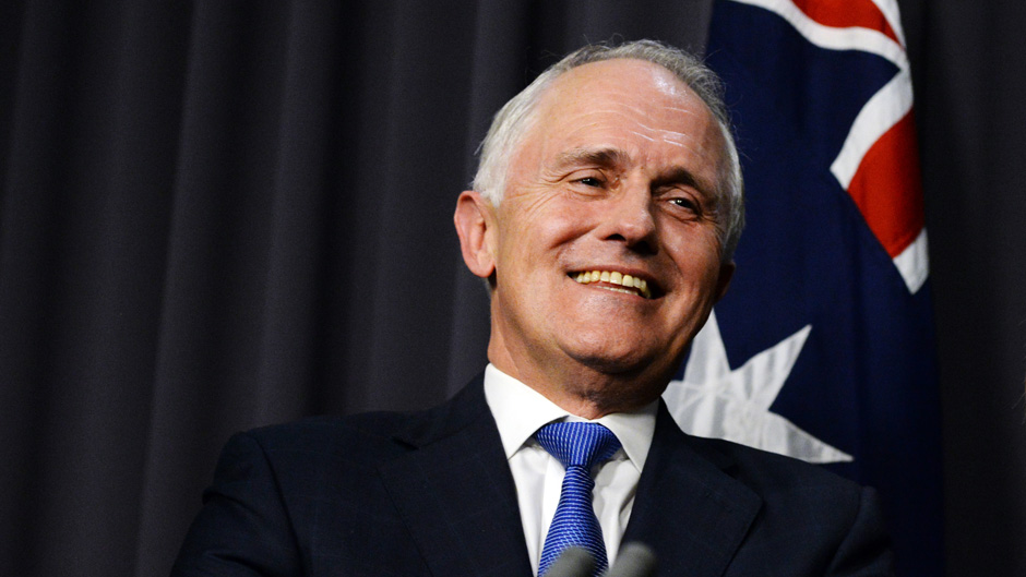 Australian Prime Minister Malcolm Turnbull and all major political parties on Wednesday condemned a speech by a senator who used the term