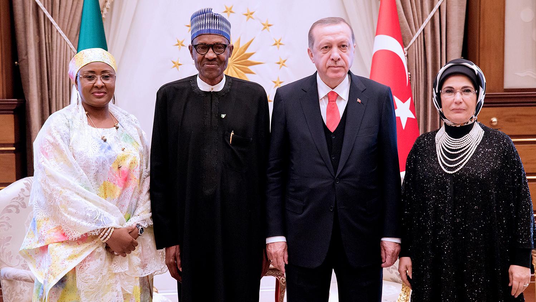 Buhari congratulates Turkish leader Erdogan