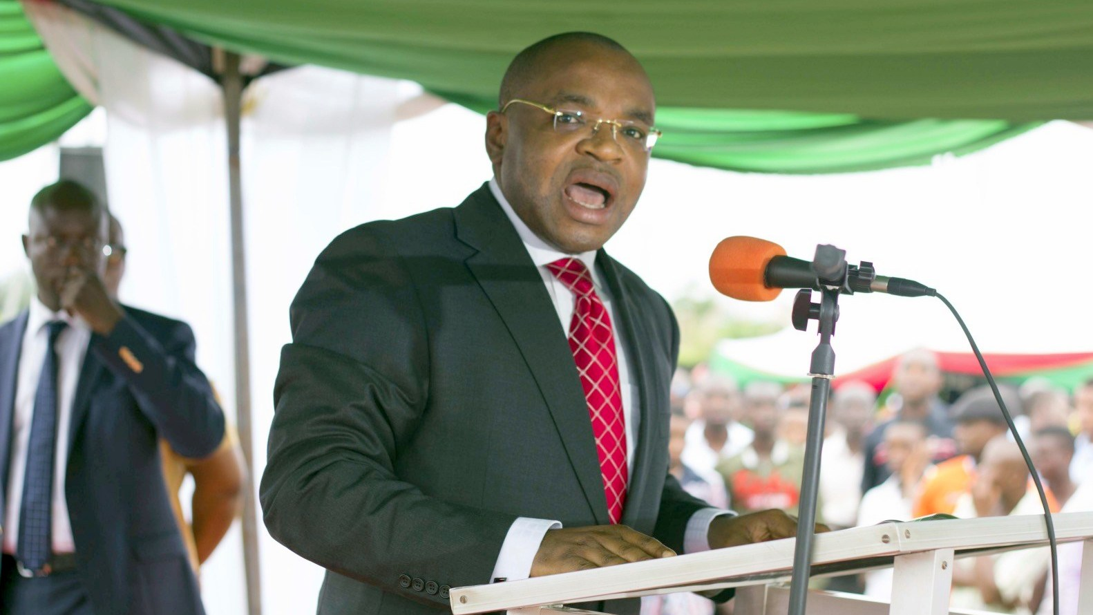 Image result for Akwa Ibom governor disowns aide over Buhari's cow comment