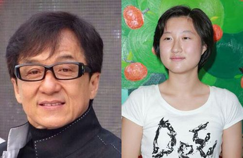 Jackie Chan's 18-year-old daughter comes out as a lesbian ...